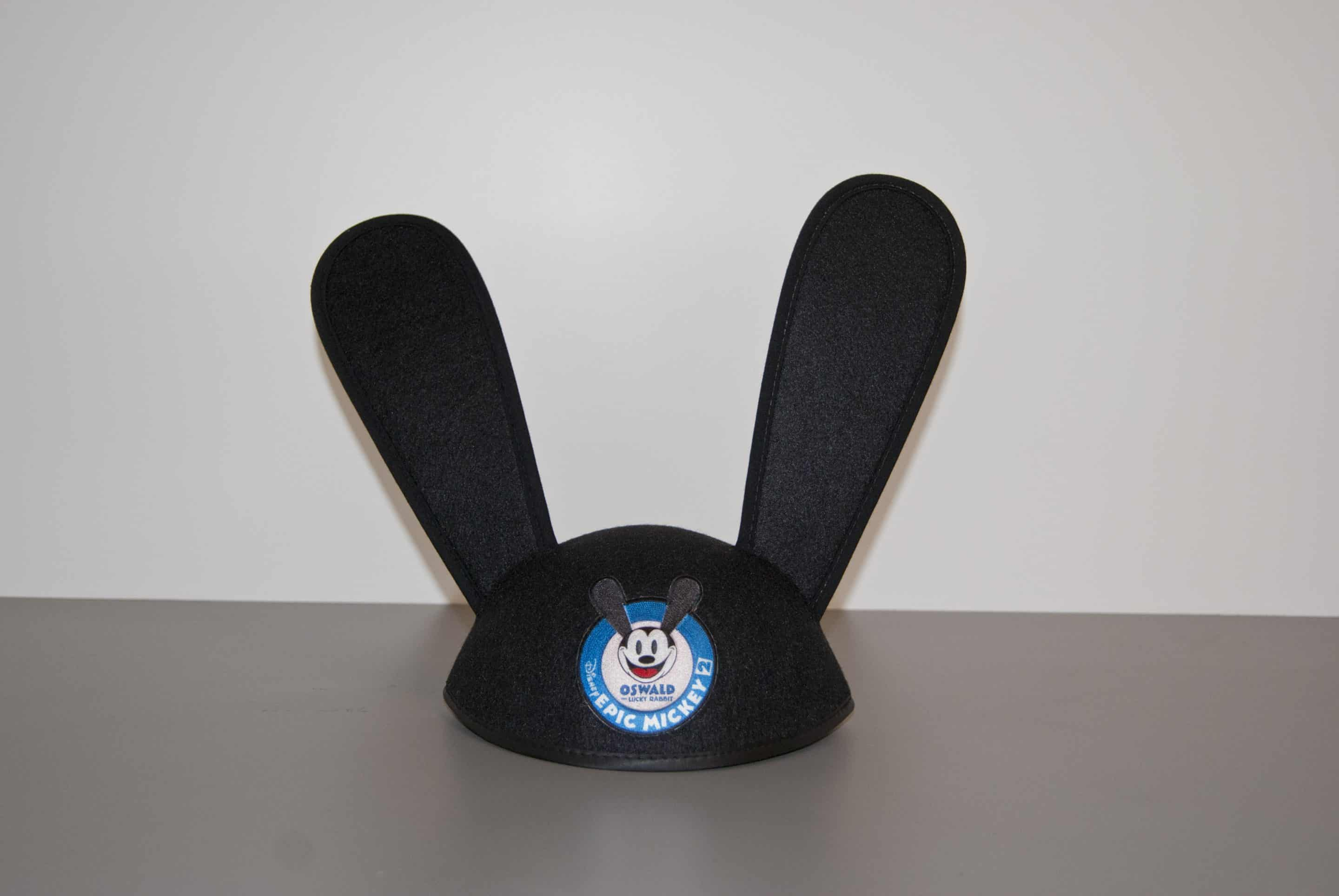 GIVEAWAY: Epic Mickey 2-The Power of Two Game Plus Oswald Ears