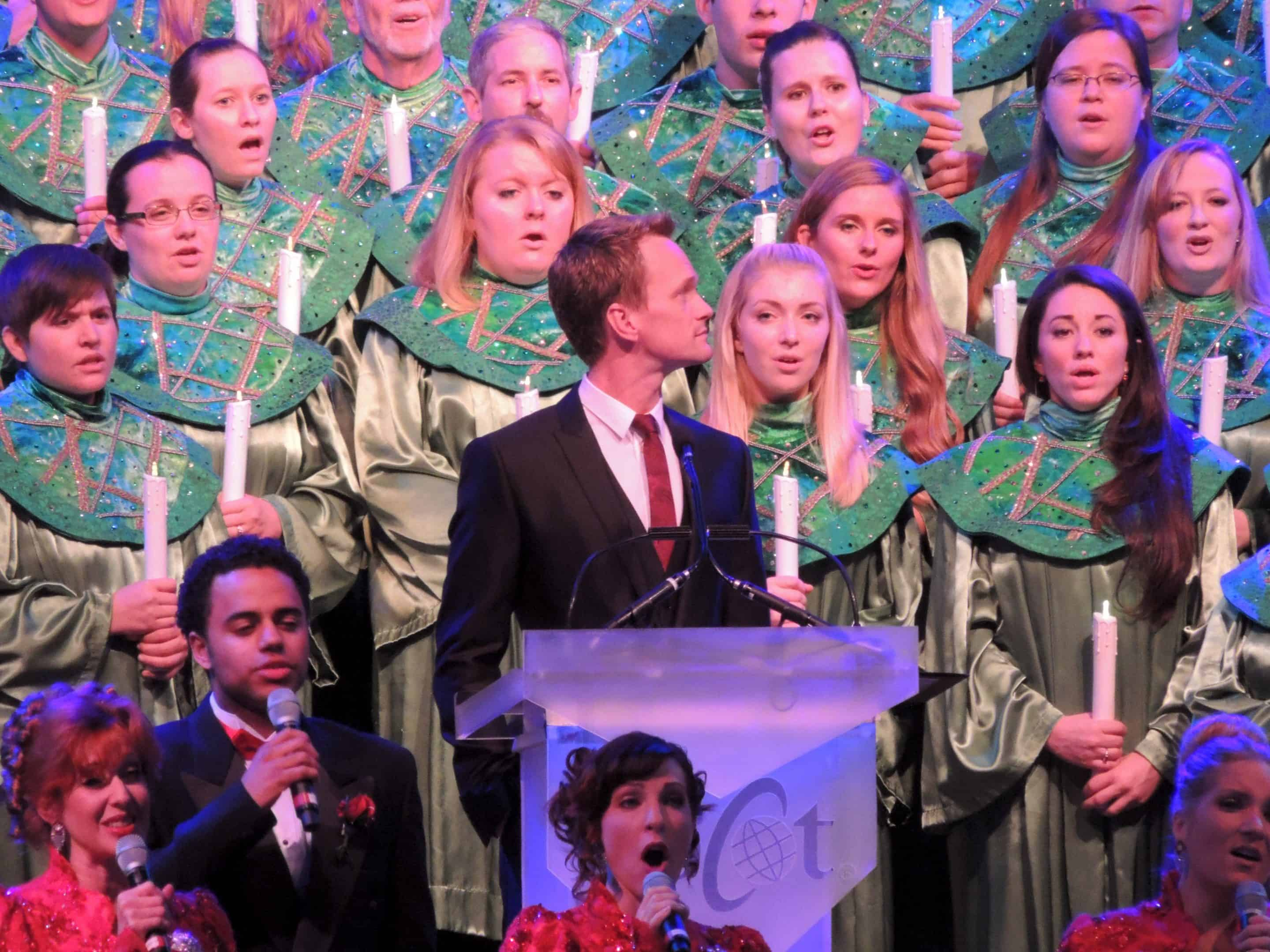Epcot's Candlelight Processional Adds a New Story to its Christmas Tradition