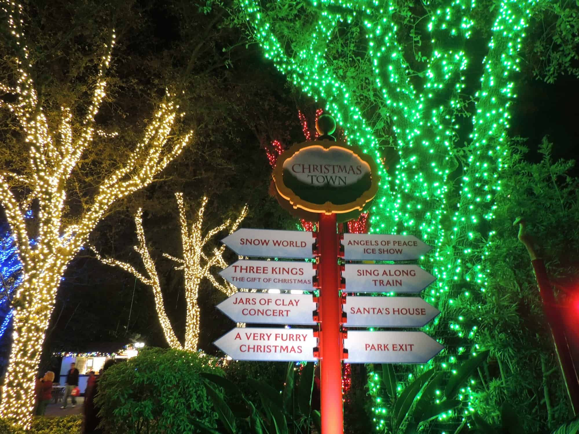 Busch Gardens Christmas Town Delivers Holiday Fun Zannaland