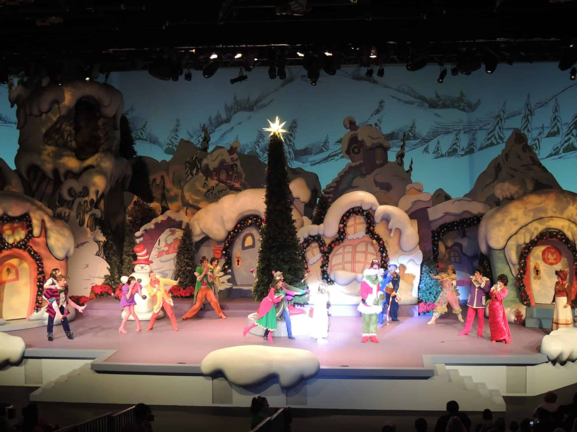 Universal Orlando Resort Grinchmas