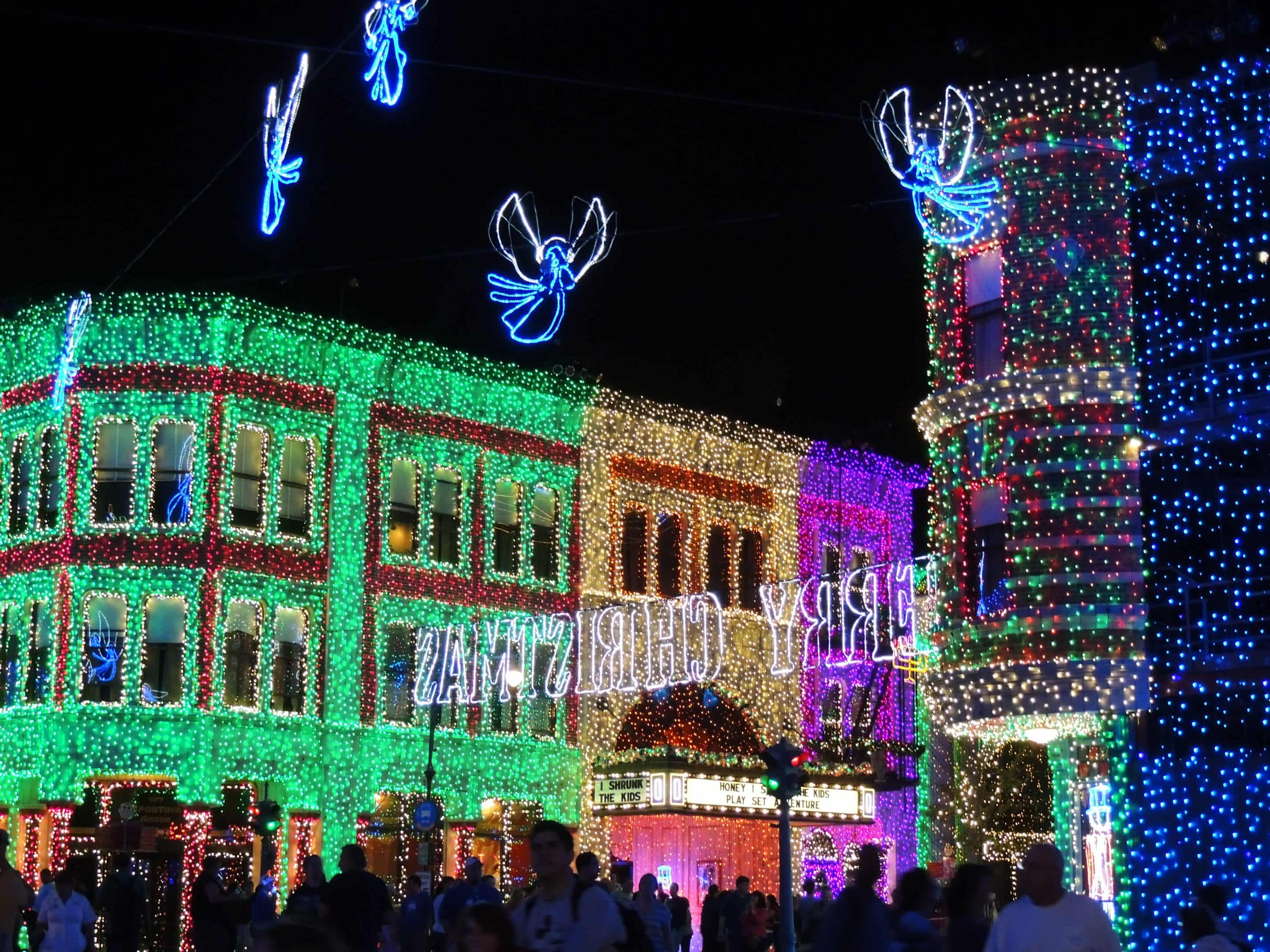 Spectacle of Dancing Lights