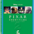 Pixar's short films are what made me fall in love with them, many years ago. I've discussed in the past how I first saw Tin Toy back at an Animation Film Festival in Boston back in the 1990′s, so the Pixar shorts collections are always a favorite in our house....