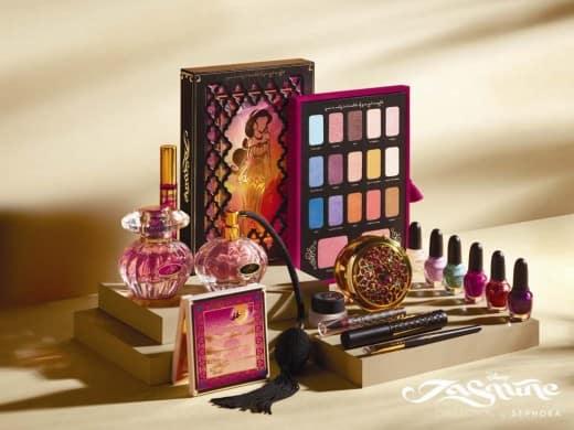 Sephora Disney Jasmine collection
