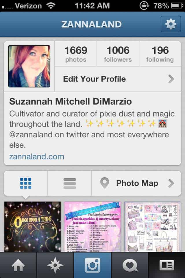 Instagram zannaland