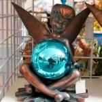 Garden Festival statue Tinker Bell