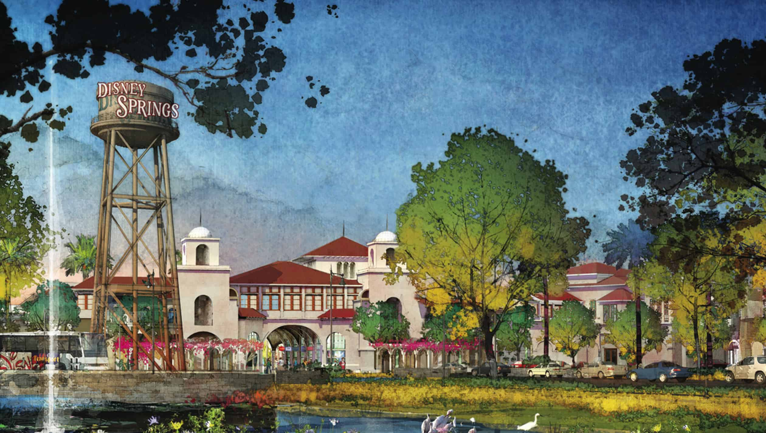 "Photos: ""Disney Springs"" to Revitalize Downtown Disney Area"