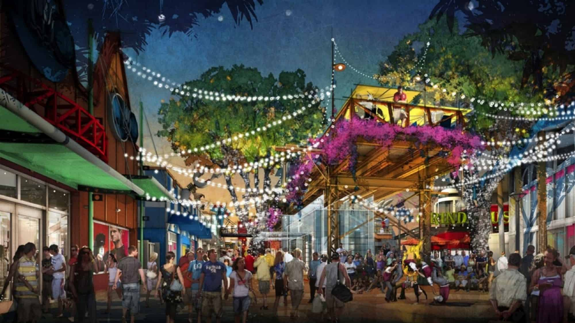 Disney Unveils Vision for Disney Springs – West Side
