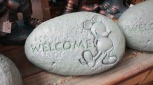 Garden Festival stone