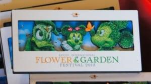 Garden Festival Magnet