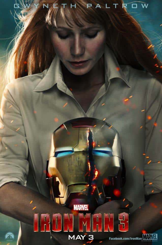 Latest Iron Man 3 Trailer and Official Movie Posters