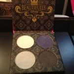 Midnight Hour eye shadow palette