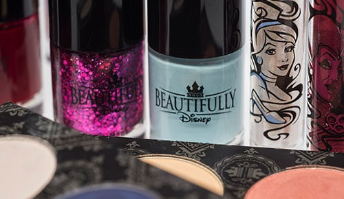Video: Beautifully Disney Cosmetics Line Debuts at Downtown Disney