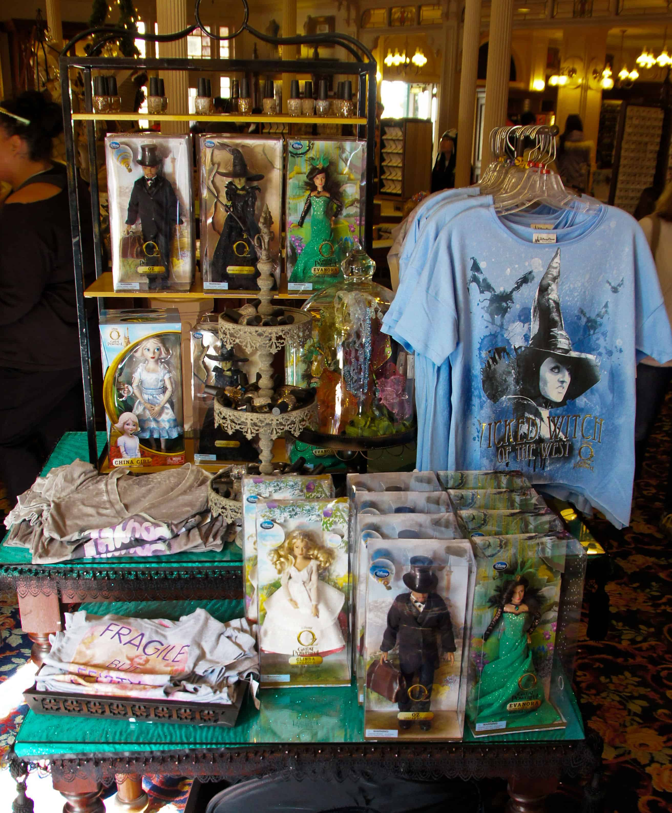 "NEW Disney ""Oz: The Great and Powerful"" Merchandise"