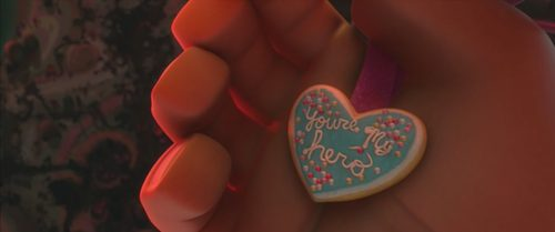 Vanellope You're My Hero Medal