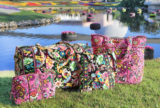 Vera Bradley Partners With Disney for New Handbags and Accessories