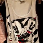 Minnie and Mickey Tank top