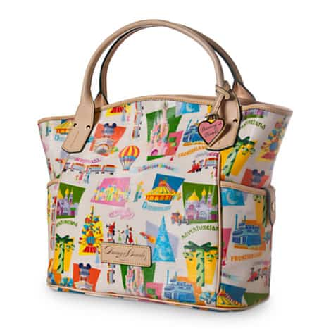 Disneyland Paris Retro Dooney & Bourke