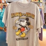 "Mickey ""Leader of the Parade"" T-shirt"