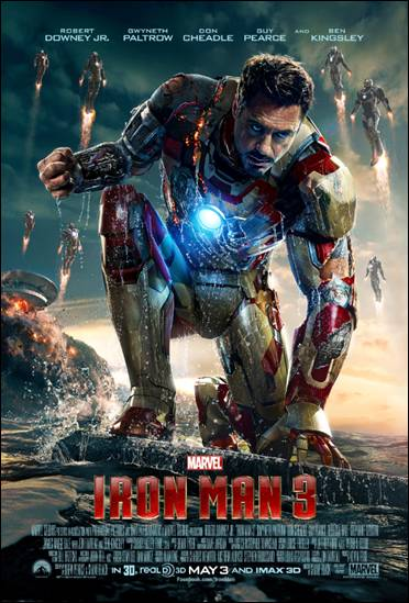 Spoiler-Free Review: Iron Man 3 Changes the World