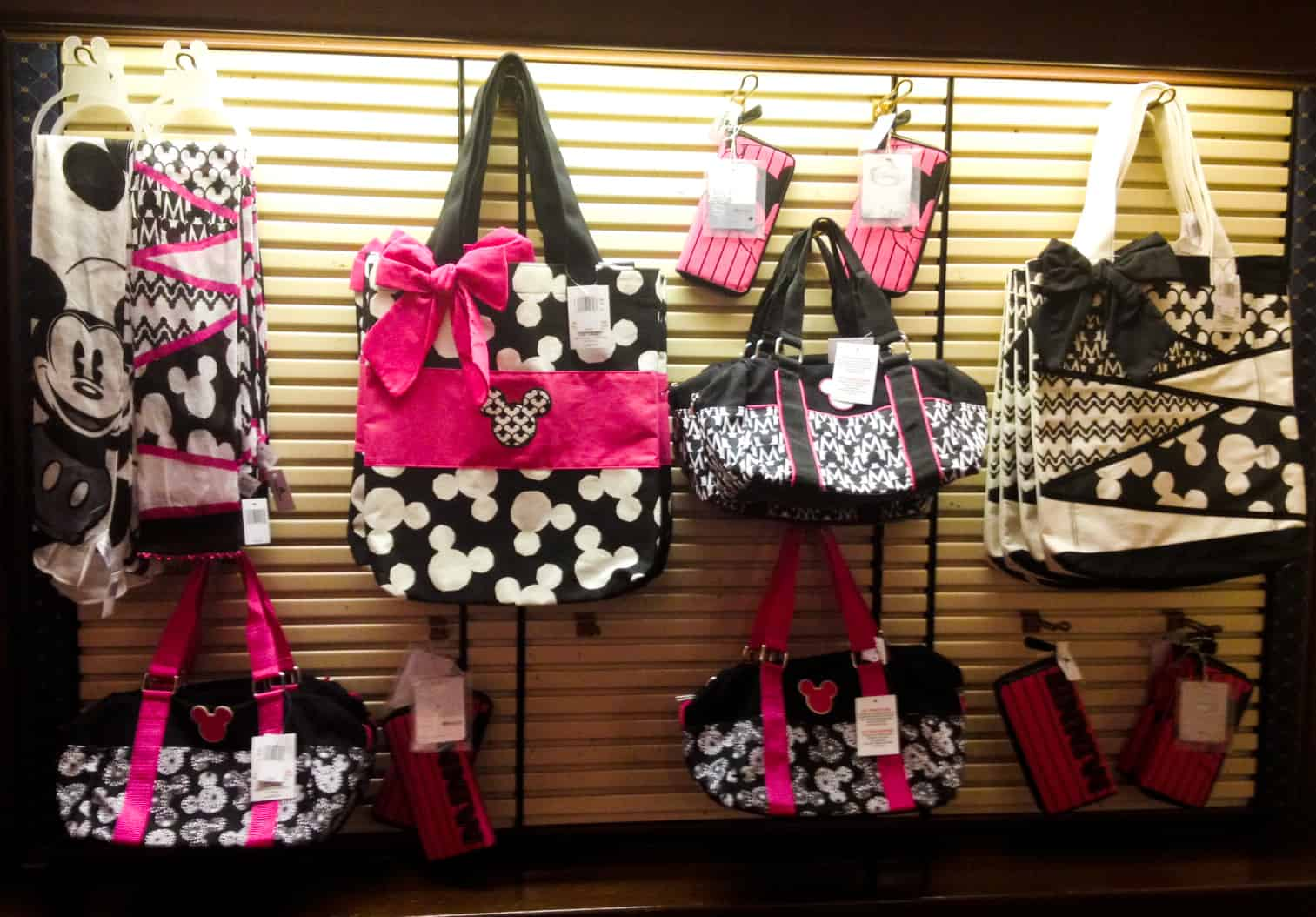 Mickey & Minnie Bags