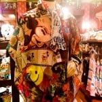 Mickey Mouse Scarf Poncho
