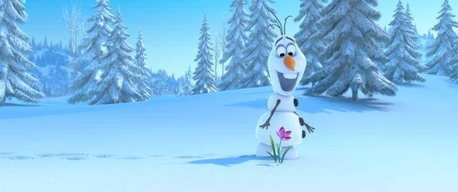 "Disney's FROZEN, the ""Coolest"" New Movie Yet!"