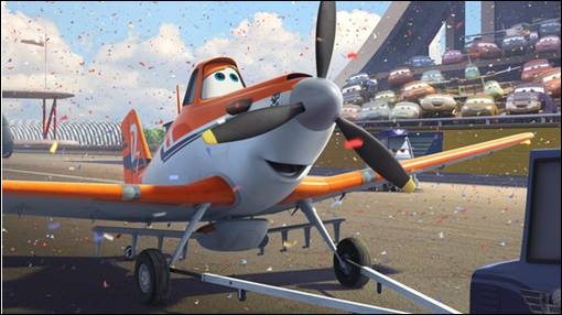 Disney's PLANES Trailer and New Character Posters!