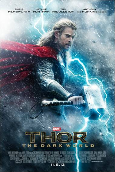 Thor 2 Teaser Trailer and Official Poster