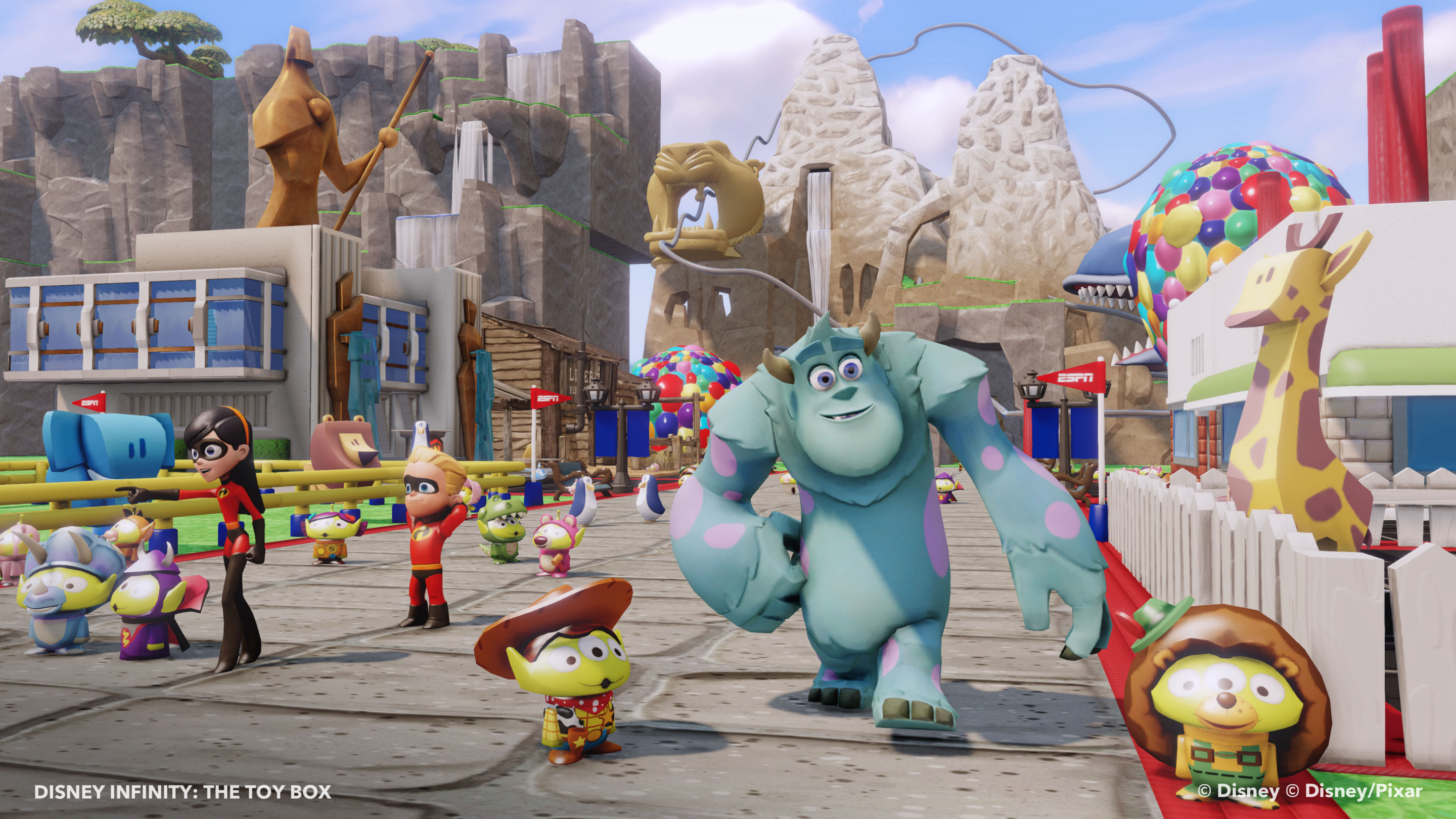 Disney Infinity News, Screenshots, Videos and More!