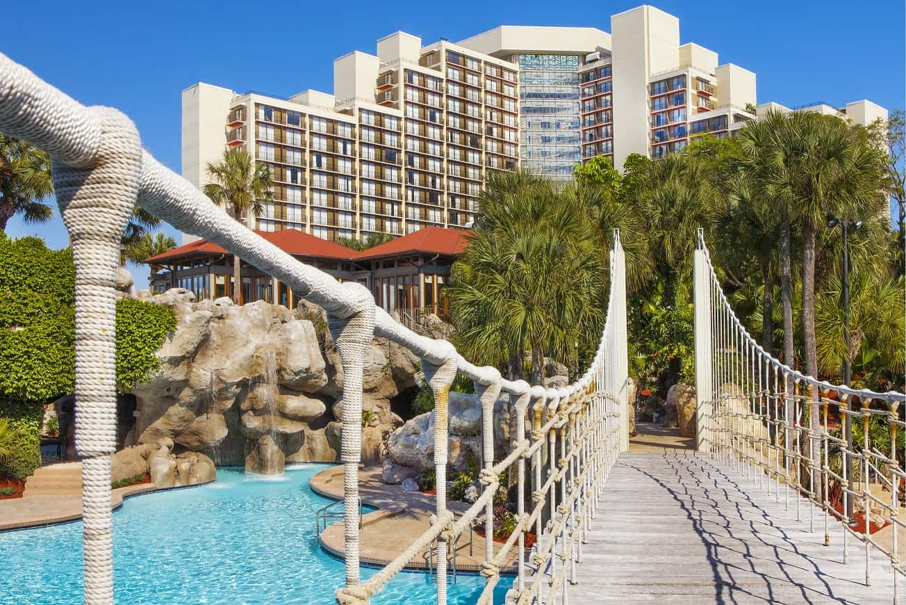 Hyatt Regency Grand Cypress-Brand New Lagoon Pool and Family Recreation Amenities for Summer Fun