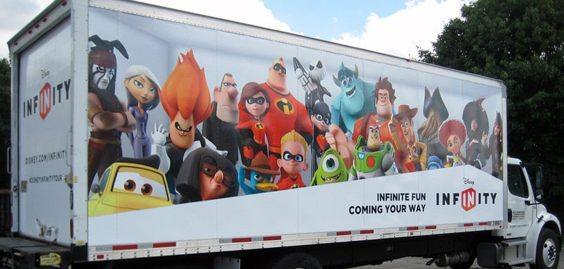 Disney Infinity hitting the road for Multi-City Tour!