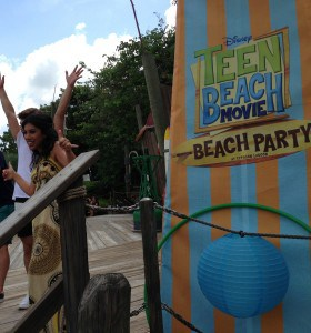 Teen Beach Movie Typhoon Lagoon