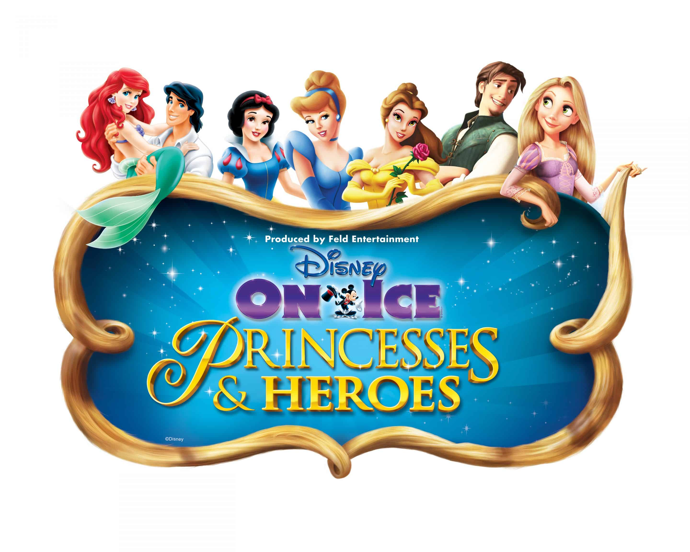Disney On Ice Presents Princesses and Heroes Orlando Giveaway