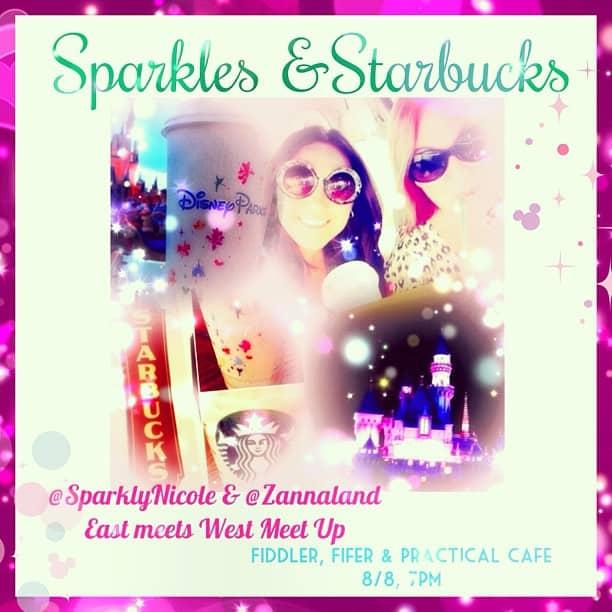 Sparkles and Starbucks