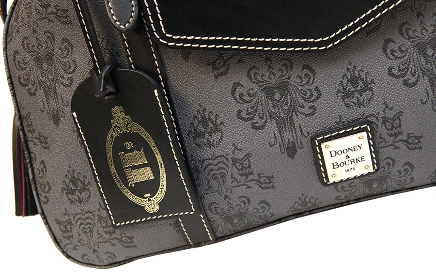 NEW Disney Dooney and Bourke HAUNTED MANSION Handbag