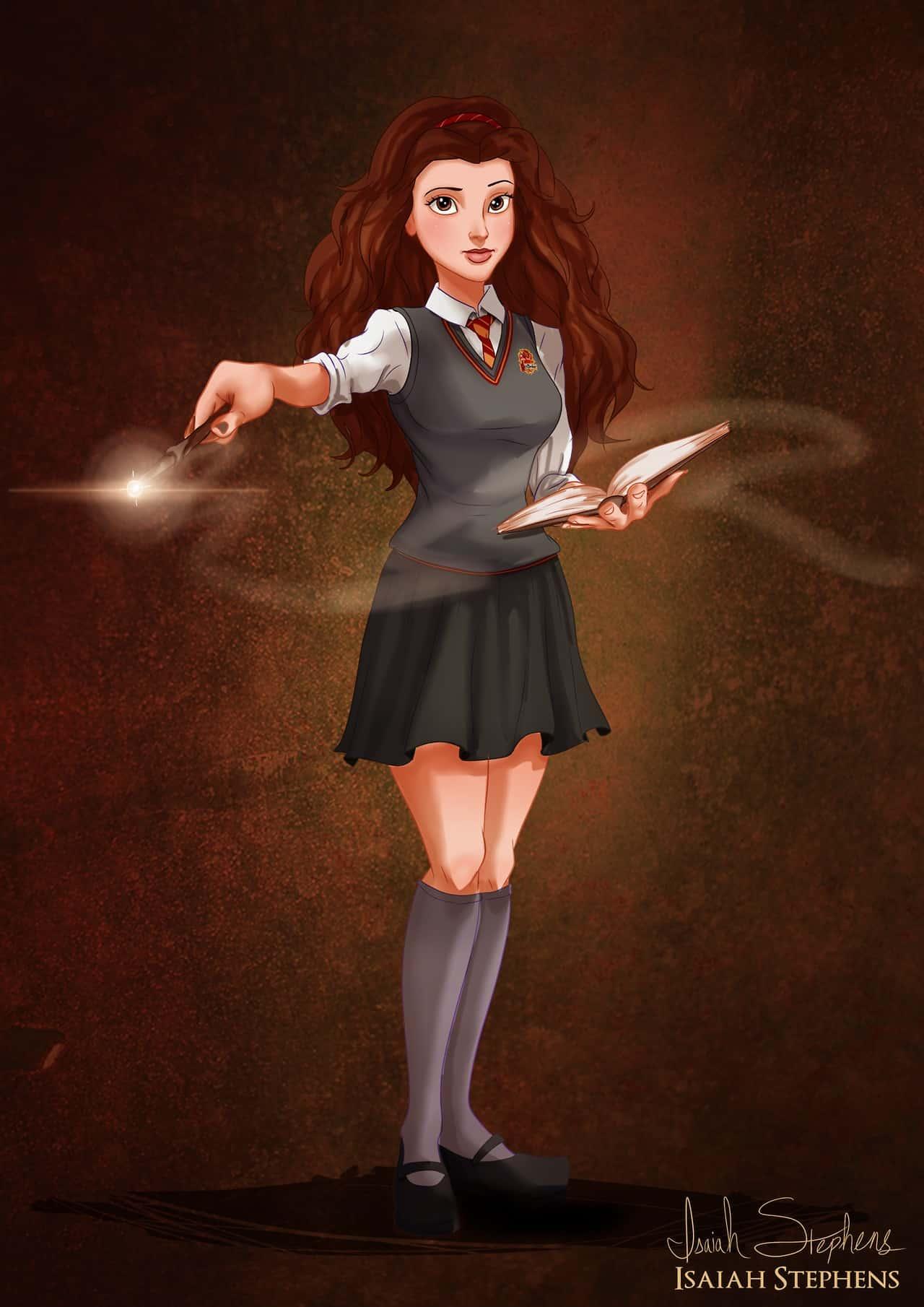 bellehermione