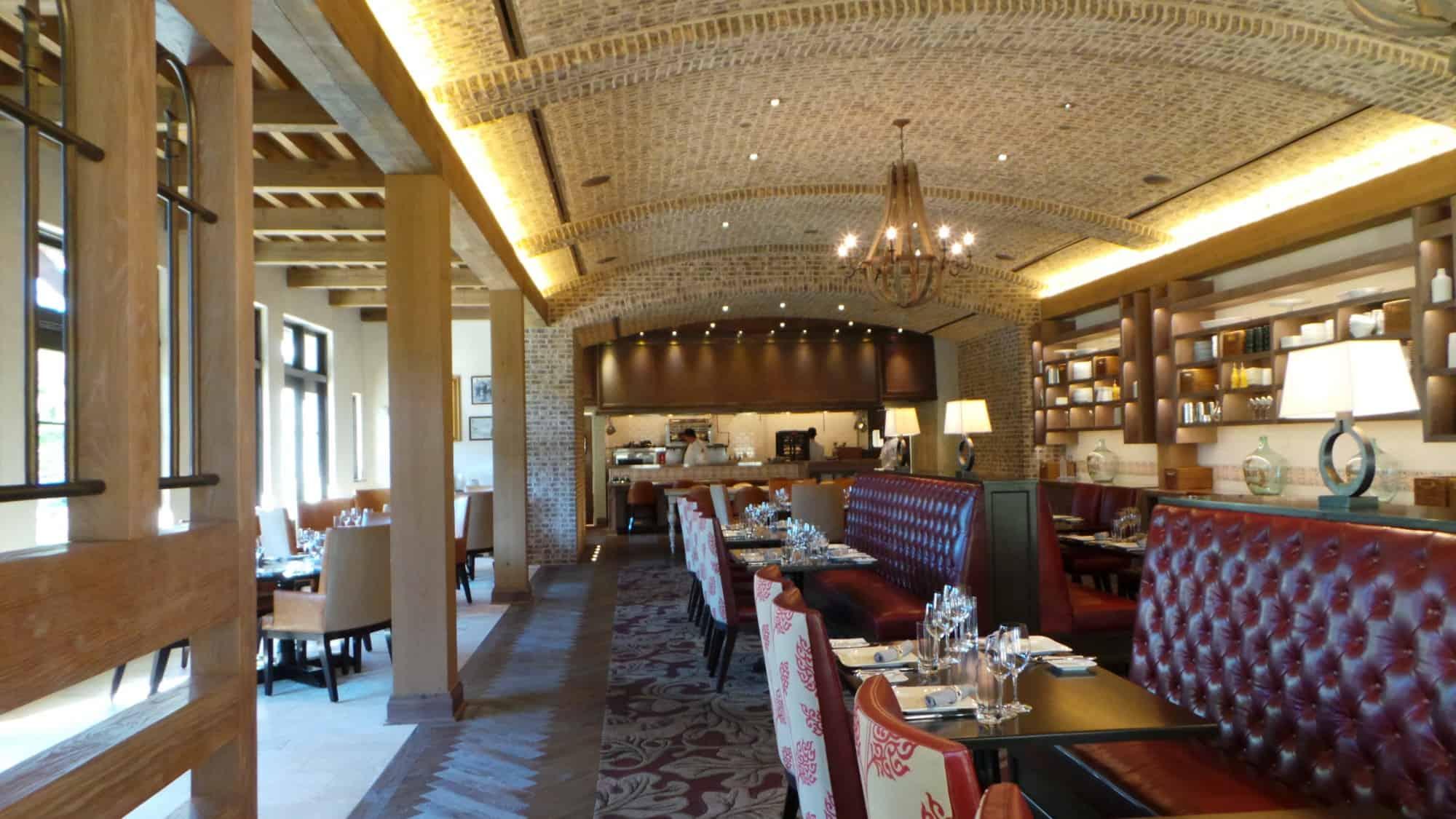 Markham's restaurant