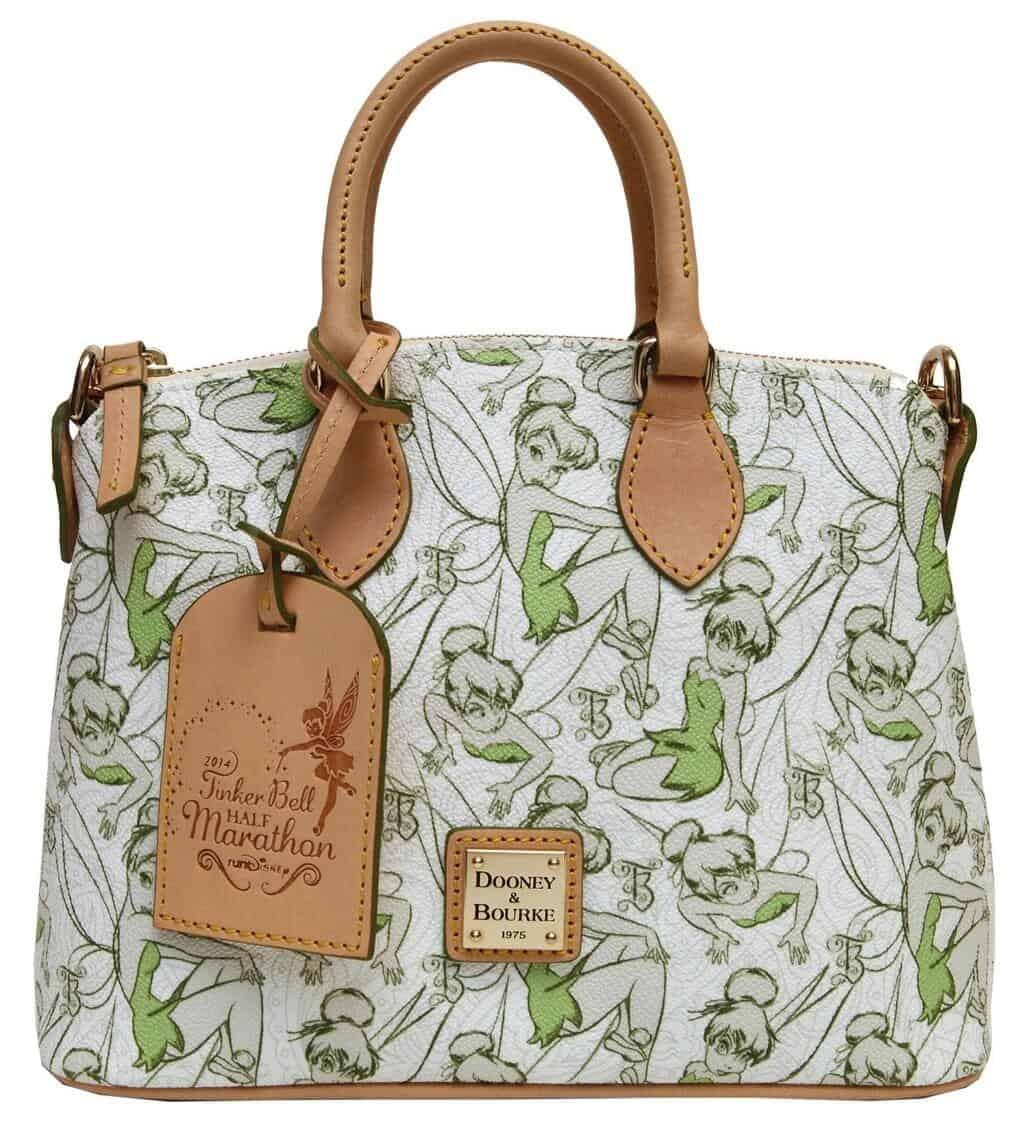 NEW: Tinker Bell Half Marathon Disney Dooney and Bourke Bag