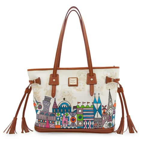"NEW: ""it's a small world"" Disney Dooney and Bourke Bags"