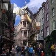 Universal Orlando Resort held a live webcast this morning, complete with 3 stars of the Harry Potter films, to share details, concept art and a peek into the newest section of Universal Studios Florida:  Wizarding World of Harry Potter - Diagon Alley. Being a huge Harry Potter fan, I am beyond […]
