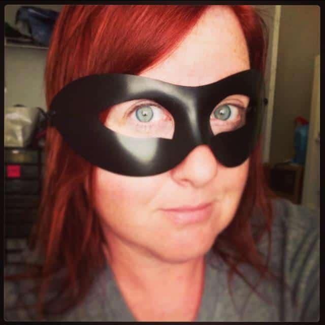 Incredibles mask