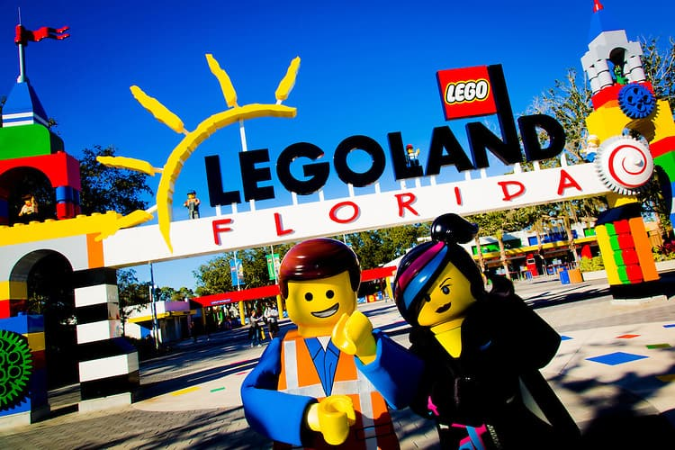 The Lego Movie Has Laughs For All Ages-Celebrate at Legoland Florida