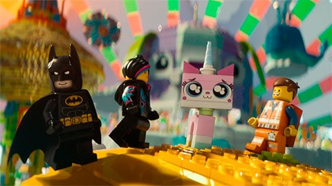 The Lego Movie Uni-Kitty