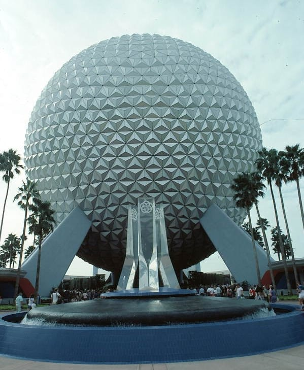 spaceshipearth1980s photo courtesy Florida Archives