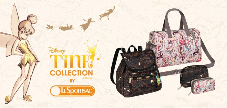 LeSportsac Tink Designs Pay Homage to Marc Davis