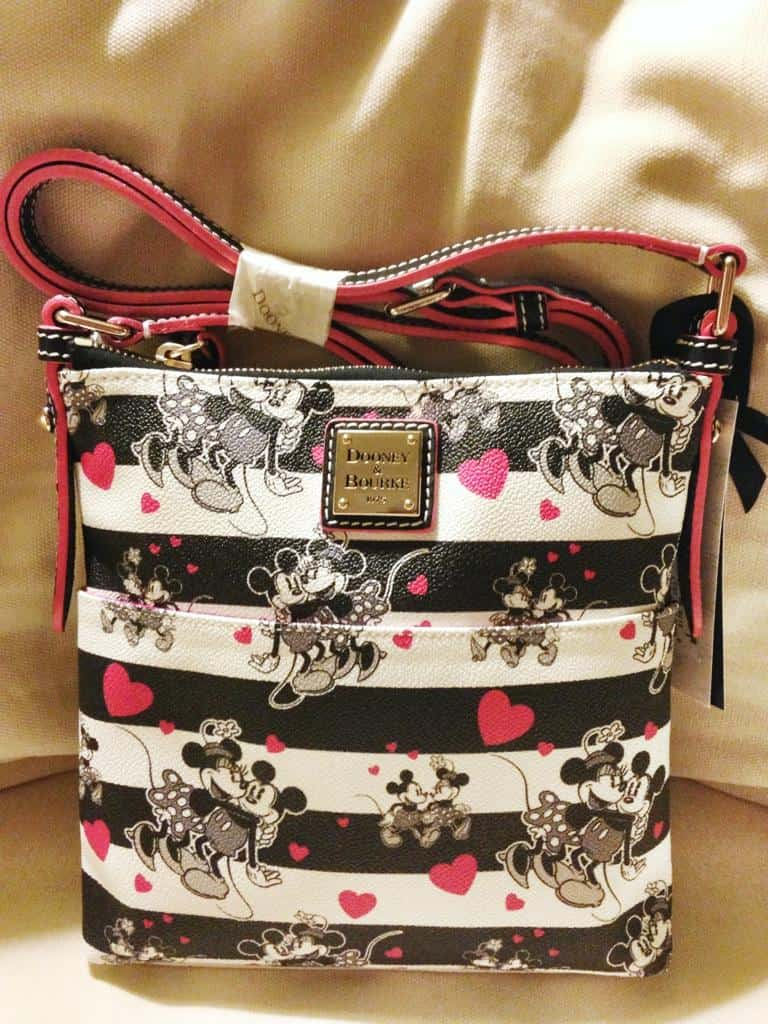 NEW Disney Dooney and Bourke Sweethearts Pattern Released