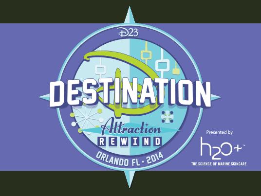 Details for Destination D 2014 at Walt Disney World