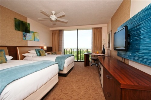 Hyatt Regency Grand Cypress room