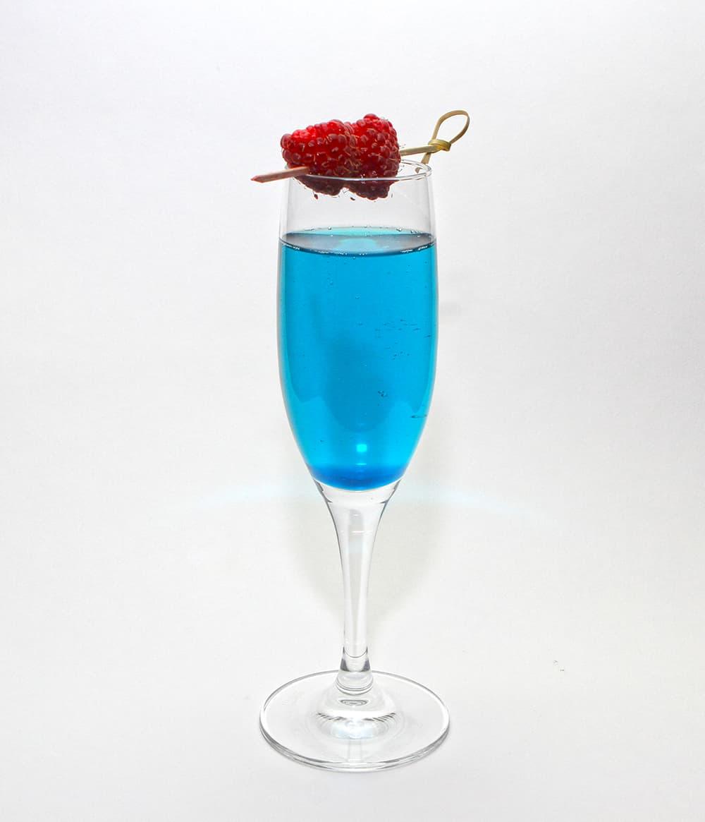 bluezoo Blue Sparkler Drink for Autism