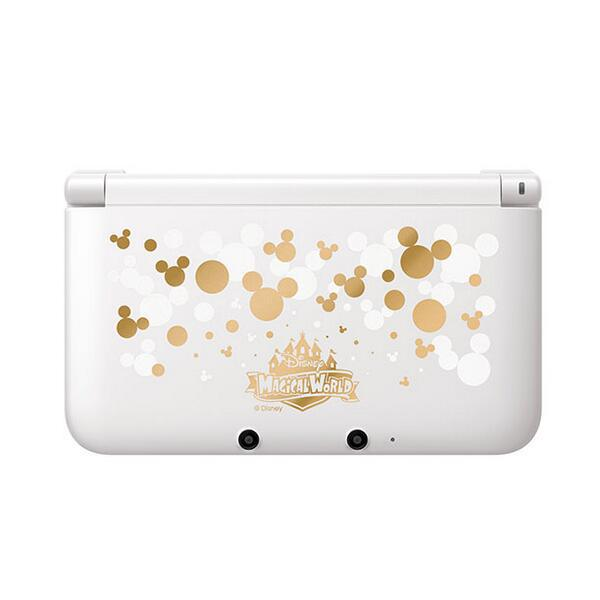 Mickey Edition Nintendo 3DS and Magic of Disney Game Out April 11